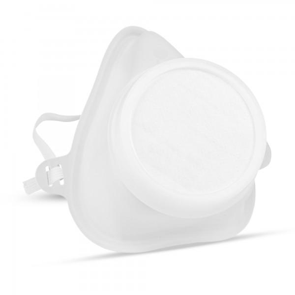 Mund-Nase-Bedeckung Trial-Kit, 1 Stück im Karton – inklusive Vlies (Standard, 5 x Zuschnitt)